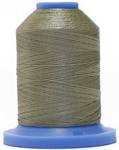 Robison Anton Super Brite Polyester #122 Embroidery Thread, 5000M Cone, Color 9121, LIMERICK